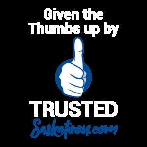 Trusted Saskatoon Logo